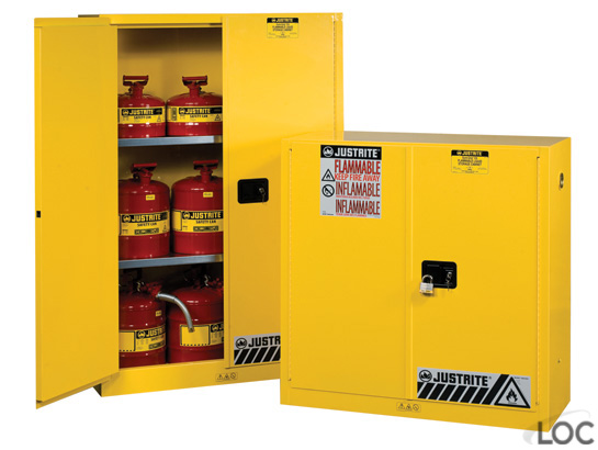 Flammable Storage Safety Cabinets
