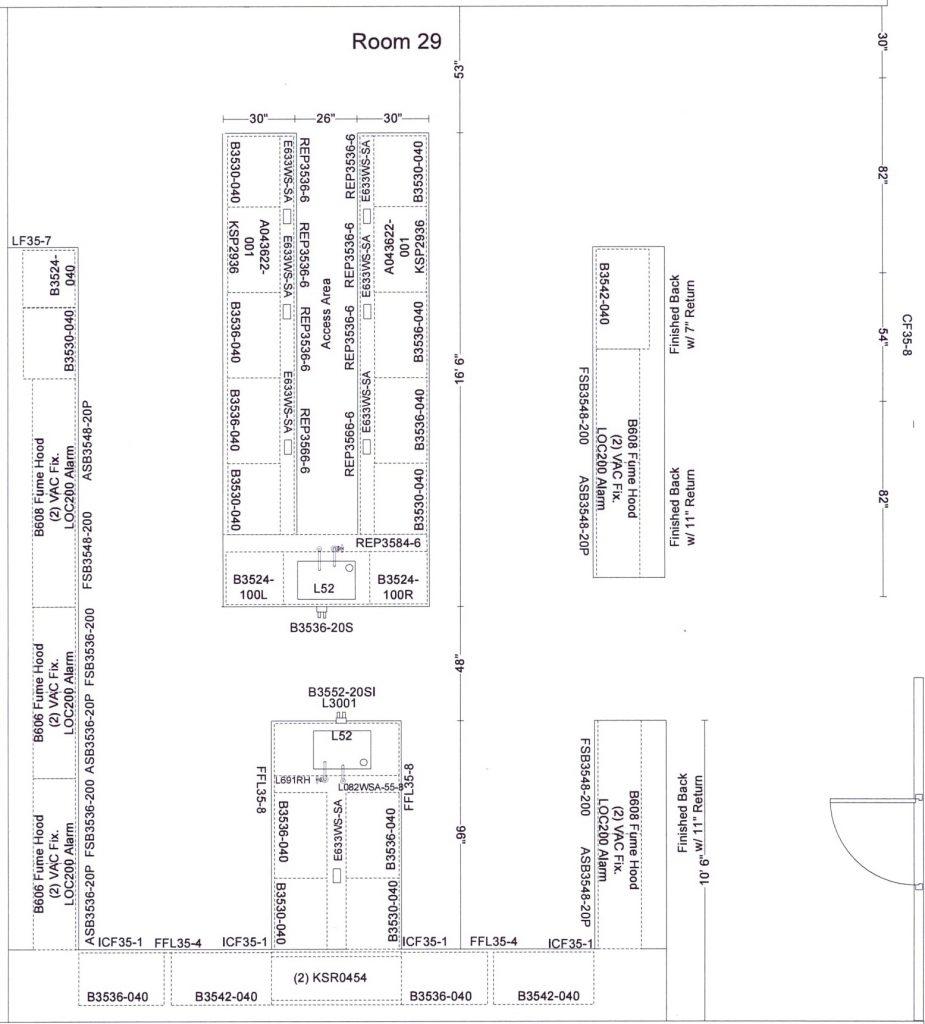 laboratory design services