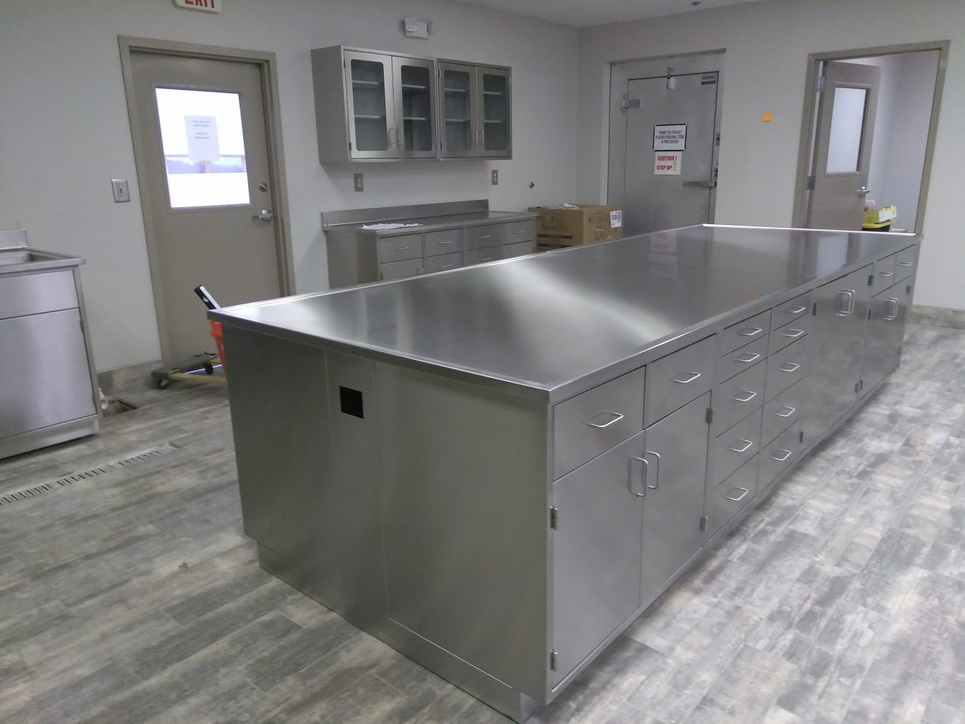 Stainless Steel Lab Countertops Amp Tables Loc Scientific