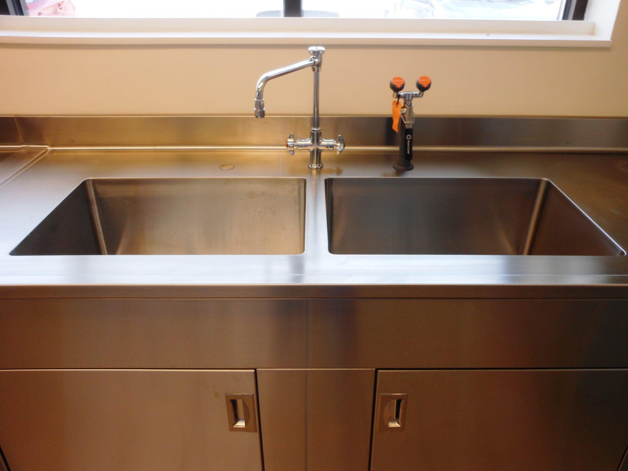 Lab Sink, Undermount Sink Epoxy | LOC Scientific