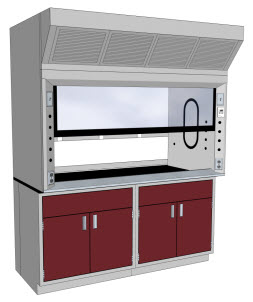 Add Air Fume Hood