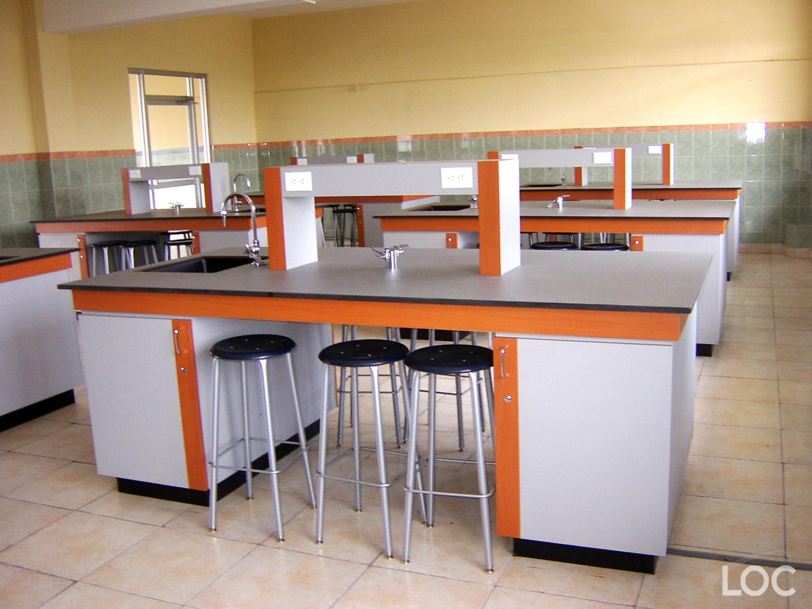 Plastic Laminate Cabinet Casework Loc Scientific