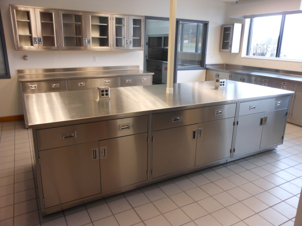 Stainless Steel Lab Countertops Tables Loc Scientific