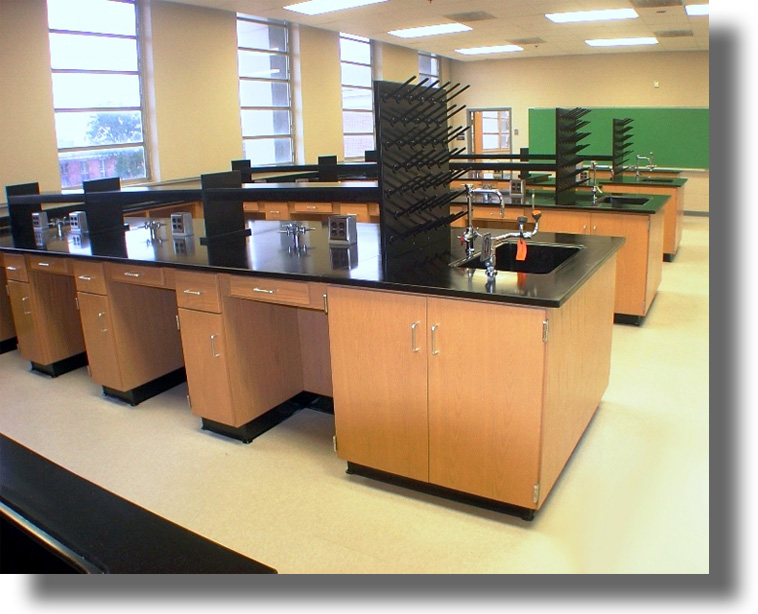 Exceptionnel Metal Lab Cabinets · Wood Laboratory Furniture