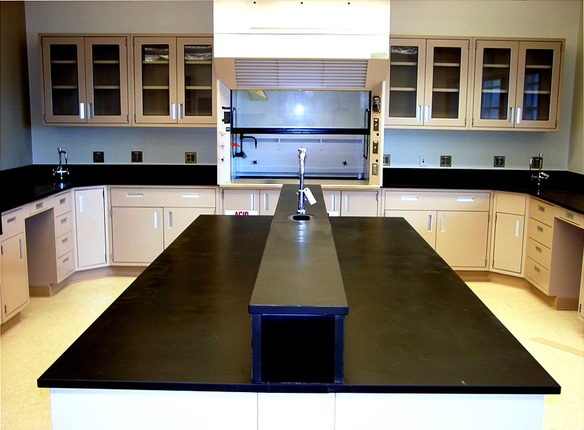 Laboratory countertop best home design 2018 for Lab homes
